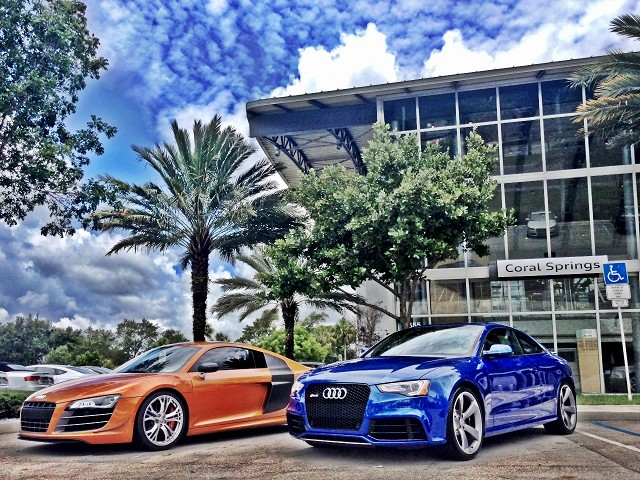 Audi Coral Springs photos