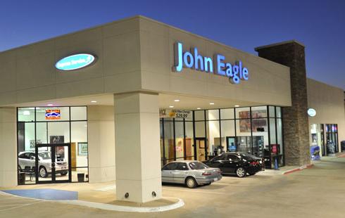 Client testimonial john eagle honda for John eagle honda dallas